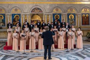Васкршњи концерт у Храму Св. Саве 03.05.2021 Hor1