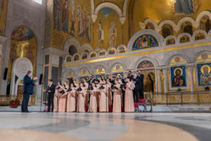 Васкршњи концерт у Храму Св. Саве 03.05.2021 Hor2
