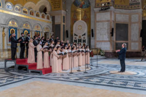 Васкршњи концерт у Храму Св. Саве 03.05.2021 Hor3
