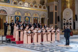 Васкршњи концерт у Храму Св. Саве 03.05.2021 Hor4