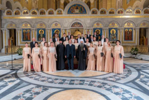 Васкршњи концерт у Храму Св. Саве 03.05.2021 Sa Patrijarhom 1