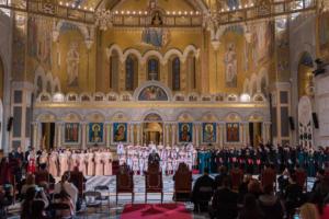 Васкршњи концерт у Храму Св. Саве 03.05.2021 Sa Patrijarhom 4